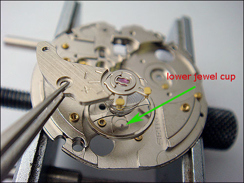 Automatic Seiko Watch DIY assembly