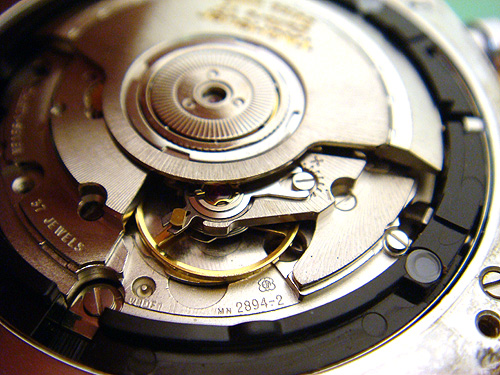 A Look At The Tag Heuer Calibre 17 Movement