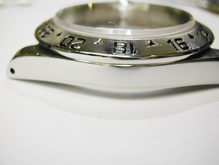 Rolex Case polishing